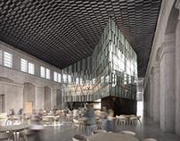 Auditorium Lavazza E5 in Turin