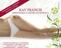 Anúncio Kay Francis