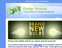 DRES Promotional E-Mail Marketing