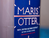 Maris Otter Label