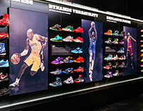 House of Hoops: lightboxes