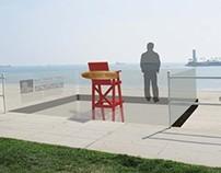 Environmental Design - Long Beach Lifeguard View Point