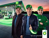 BP 2015 İmaj Kampanyası