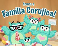 The Owlie Family (A Familia Corujica)