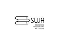 Szczecińskie Wydawnictwo Artystyczne- branding identity
