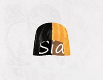 Sia's wallpaper