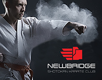 Newbridge Karate Club Identity