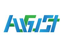 August Logo Design