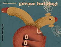 Hot hot-dogs