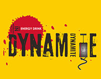 DYNAMITE ENERGY DRINKS
