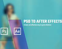 Conversion from PSD to AE
