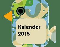 Mobile Kalender 2015