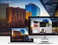 Website Design: Space Matrix Architects & Planners