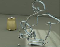 Inktober 3D