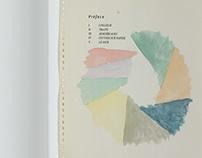 Richard Tuttle album design