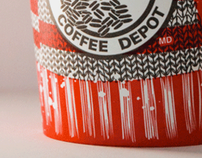 Coffee Depot / packaging