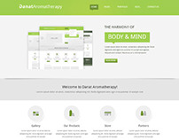 Danat, Drupal Minimalist Responsive Business Portfolio