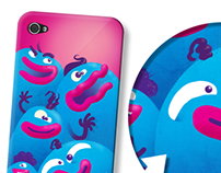 I-Phone Case design