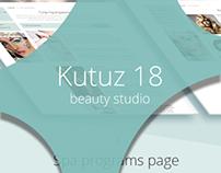 Kutuz 18 website