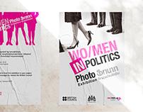 Wo/men in Politics photo exhibition
