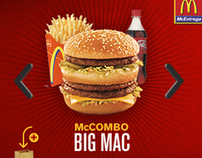 iPhone App for McDonald's