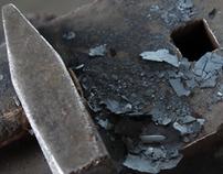 COPERFER  brand identity- Wrought iron | Handcraft