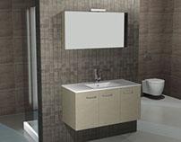 Επιπλο μπάνιου Vanity