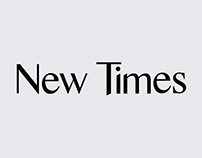 New Times - Font Redesign
