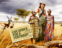 Inter sight tours & travel campaign.