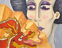 Geisha&Dragon