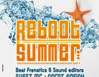 Beat Frenetics Event Posters