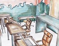 """Ergonomic design """"Studio"""