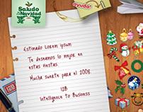 Saludo Navidad '08