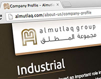 Almutlaq Group Corporate Website