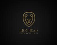 Lionhead Financial Aid Logo
