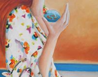 Swan Song Paintings 2013