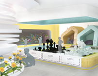 Pediatric Oncology Center (Jan-April 2012)