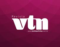 Vitrine - Design Editorial