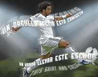 Real Madrid - Fútbol / Web Oficial - Marcelo Wallpaper