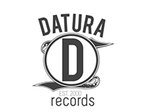 Datura Records Logo