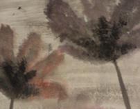 Watercolor Flower Series