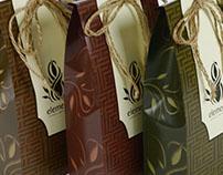 ELEMENTS   branding + packaging
