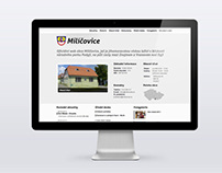 Milicovice official Website