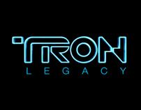 TRON legacy posters
