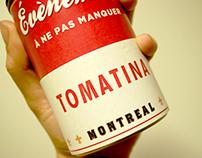 Tomatina de Montréal