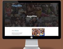 Angellite Website Design