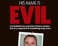 Sunday Mirror Crime & Investigation Network Pullout