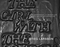 The Girl with the Dragon Tattoo - Book Cover Desgin