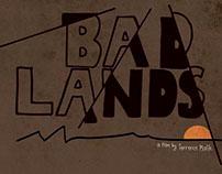 badlands.