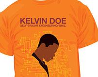 Kelvin Doe Poster